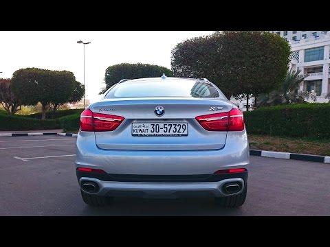 2015 BMW X6 Xdrive50i Review