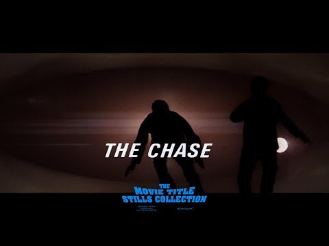 The Chase (1966) title sequence