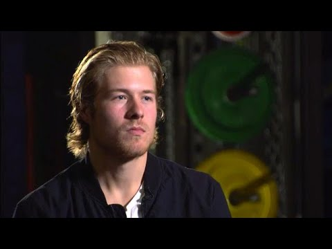 Video: Brock Boeser on his NHL journey, spectacular shot, and friendship with Auston Matthews