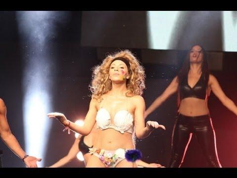 """Yo Soy: Lady Gaga tuvo múltiples transformaciones con """"Applause"""""""
