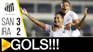 ESTAMOS NA FINAL! A Nação Santista deu show e, em um dos jogos mais emocionantes da história do Brasileirão, as Sereias da Vila venceram o Iranduba, por 3 a 2, na Vila, e garantiram uma vaga na grande final da competição! Inscreva-se na Santos TV e fique por dentro de todas as novidades do Santos e de seus ídolos! http://bit.ly/146NHFUConheça o site oficial do Santos FC: www.santosfc.com.brCurta nossa página no facebook: http://on.fb.me/hmRWEqSiga-nos no Instagram: http://bit.ly/1Gm9RCSSiga-nos no twitter: http://bit.ly/YC1k82Siga-nos no Google+: http://bit.ly/WxnwF8Veja nossas fotos no flickr: http://bit.ly/cnD21USobre a Santos TV: A Santos TV é o canal oficial do Santos Futebol Clube. Esteja com os seus ídolos em todos os momentos. Aqui você pode assistir aos bastidores das partidas, aos gols, transmissões ao vivo, dribles, aprender sobre o funcionamento do clube, assistir a vídeos exclusivos, relembrar momentos históricos da história com Pelé, Pepe, e grandes nomes que só o Santos poderia ter.Inscreva-se agora e não perca mais nenhum vídeo! www.youtube.com/santostvoficial-------------------------------------------------------------** Subscribe now and stay connected to Santos FC and your idols everyday!http://bit.ly/146NHFUVisit Santos FC official website: www.santosfc.com.brLike us on facebook: http://on.fb.me/hmRWEqFollow us on Instagram: http://bit.ly/1Gm9RCSFollow us on twitter: http://bit.ly/YC1k82Follow us on Google+: http://bit.ly/WxnwF8See our photos on flickr: http://bit.ly/cnD21UAbout Santos TV: Santos TV is the official Santos FC channel. Here you can be with your idols all the time. Watch behind the scenes, goals, live broadcasts, hability skills, learn how the club works, exclusive videos, remember historical moments with Pelé, Pepe and all of the awesome players that just Santos FC could have. Subscribe now and never miss a video again! www.youtube.com/santostvoficial