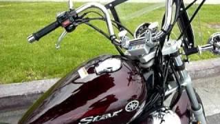 10. Yamaha V Star 250 customized Part 1