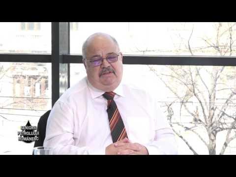 Emisiunea Seniorii Petrolului Românesc – 8 aprilie 2017 – Invitat, Valentin Petrescu