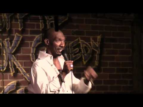 Charlie Murphy Performs Live at Off The Hook Comedy Club!