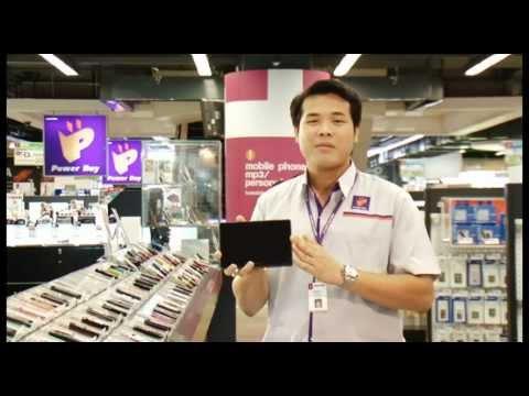 Review Blackberry Playbook โดยเพาเวอร์บาย