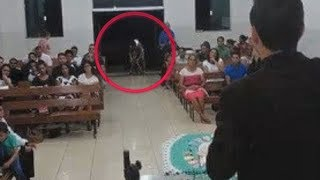Video 5 Scariest and Unexplainable Things Caught In Church MP3, 3GP, MP4, WEBM, AVI, FLV Maret 2019