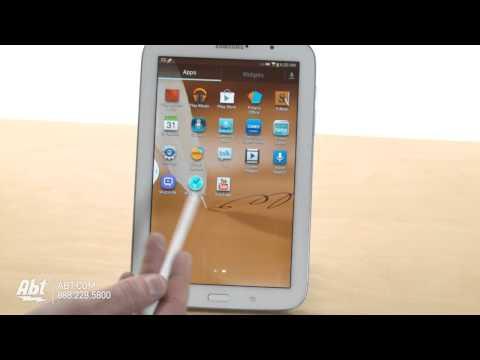Samsung GT-N5110ZWYXAR 16GB White Galaxy Note 8.0 Wi-Fi Tablet : Samsung at Abt Electronics