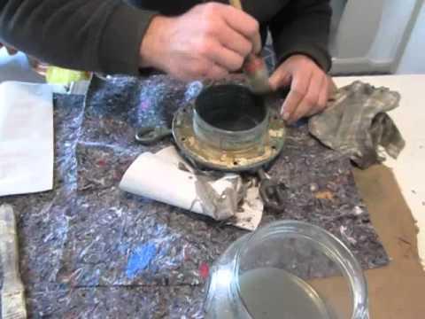 messing kupfer bronze reinigen Pflegen Part 1