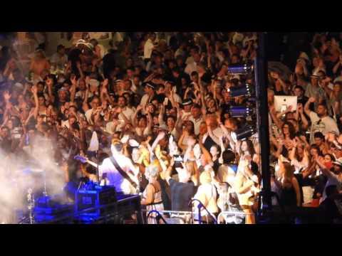 Carvoeiro Square Black & White Night 2017