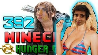 Minecraft: Hunger Games W/Mitch! Game 392 - Sexy Lingerie!