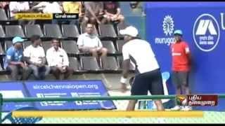 Chennai open tennis