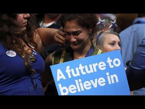 ΗΠΑ: Το διχασμένο Δημοκρατικό Κόμμα και το δύσκολο στοίχημα της συσπείρωσης