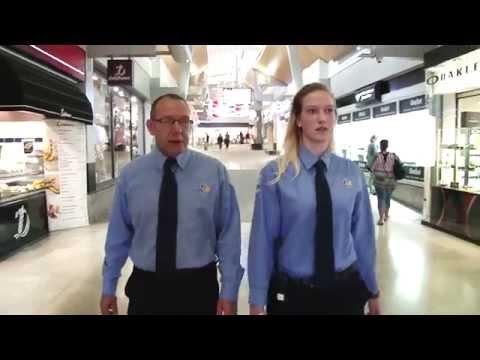 Leerwerkbedrijf SDW biedt Toezicht en Veiligheid
