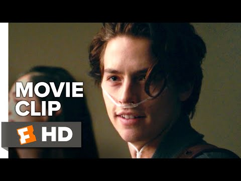 Five Feet Apart Movie Clip - Surprise Party (2019) | Movieclips Coming Soon