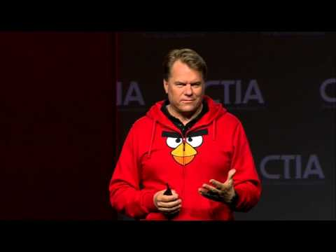 app store - During his day two keynote presentation, Chief Operations Officer of Rovio Entertainment Ltd. Harri Koponen explains the competitive lifecycle of games in th...