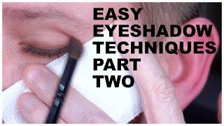 HOW TO APPLY EYESHADOW LIKE A PRO - BEGINNER FRIENDLY! by Wayne Goss