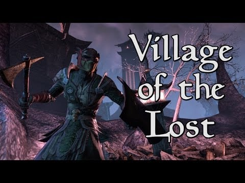 Elder Scrolls Online – 'Village of the Lost' Public Dungeon (Gameplay)