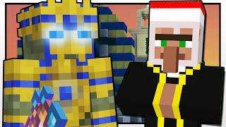 Minecraft  EGYPTIAN TREASURE PYRAMID!!  Custom Mod Adventure