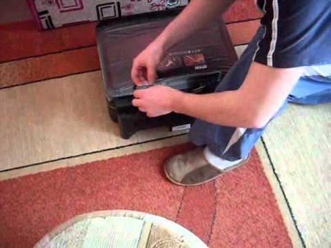 [THISBOX] Unboxing Epson Stylus Photo PX660