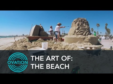 The Beach - Great Sand Sculpture Contest (Preview)