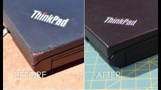Video Make a Thinkpad Laptop Look Brand New With Plasti Dip MP3, 3GP, MP4, WEBM, AVI, FLV Juli 2018