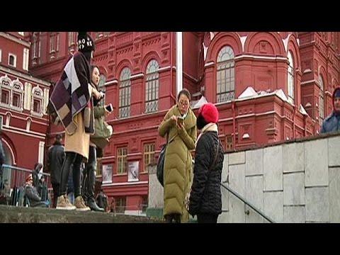 Ο «κόκκινος» τουρισμός και το φθηνό ρούβλι φέρνουν εκατομμύρια Κινέζους στη Ρωσία! – economy