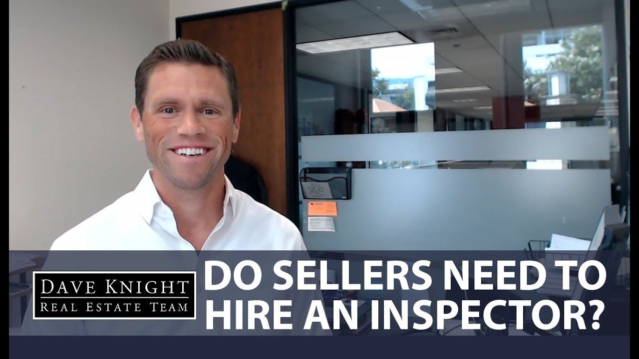 Is It Necessary for Sellers to Hire an Inspector Before They Sell?