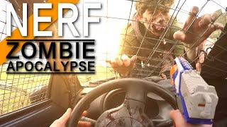 Nerf Zombie Apocalypse - 1st Person Shooter