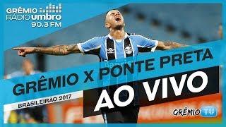 Confira ao vivo a transmissão da Grêmio Rádio Umbro para Grêmio e Ponte Preta, a partida é válida pela 14ª rodada do...