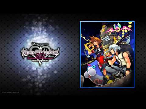 Kingdom Hearts 3D: Dream Drop Distance -The Key Of Darkness- Extended