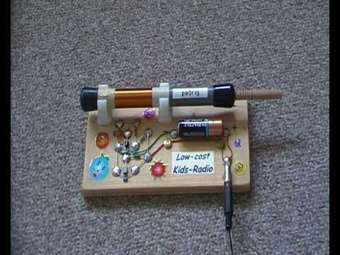 Low-Cost  Kids-Radio      PE0RIG.