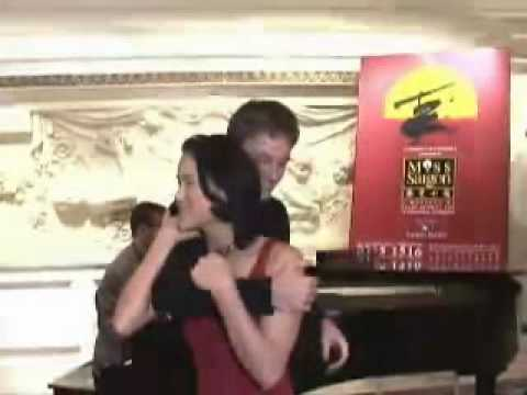 Miss Saigon - The Last Night of the World - Live -  Hong Kong - Deedee Magno, Scott Anson (видео)