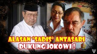 Video Alasan S4d15 Antasari Dukung Jokowi 2 Periode Ini H4ncurk4n Koalisi SBY Prabowo MP3, 3GP, MP4, WEBM, AVI, FLV Oktober 2018