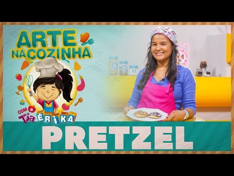 PRETZEL | Arte na cozinha com a Tia Érika