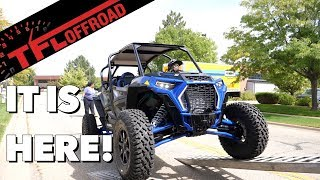 4. Early Christmas: 2019 Polaris RZR XP 4 Turbo S Delivery and Once Over!