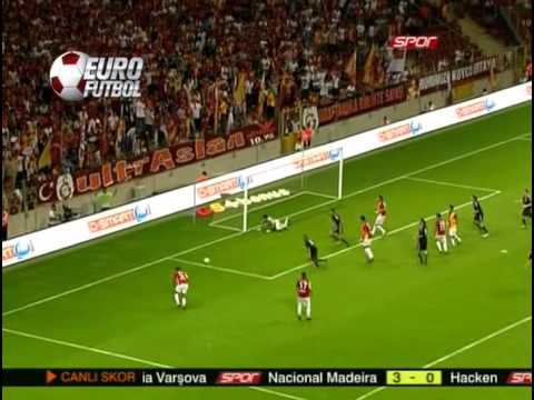 Friendly Galatasaray Vs Liverpool Highlights Gltmn 28 07 2011