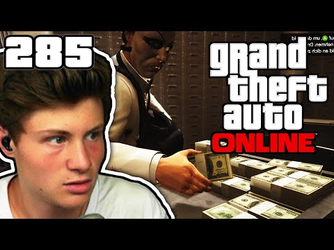 Video BANKÜBERFALL LÄUFT SCHIEF | GTA ONLINE #285 | Let's Play GTA Online mit Dner download in MP3, 3GP, MP4, WEBM, AVI, FLV January 2017