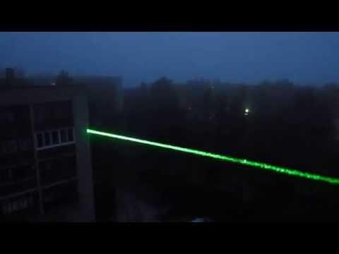 SD-301 Focusable 100mW 532nm Green Laser Pen Pointer  - DealExtreme