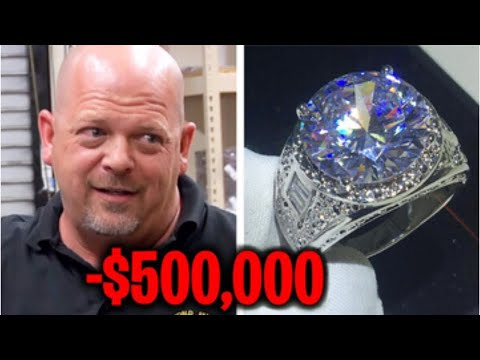 Pawn Stars Rick Harrison Makes The WORST PURCHASE On The Show!