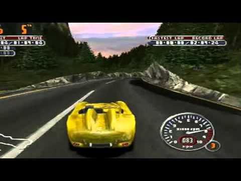 Mille Miglia Playstation