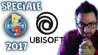La nostra cara e vecchia Ubisoft non delude mai! La conferenza più completa a mio avviso, seguite il video per tutti i dettagli****DONATION PAYPAL****https://www.paypal.me/santoremix--------------------------------------------------------------------------------------------------------*PAGINA UFFICIALE FACEBOOK*https://www.facebook.com/Planet-Santoremix-501458780021902/timeline/?ref=aymt_homepage_panel*CINEMA BLU RAY E DVD FACEBOOK*https://www.facebook.com/groups/1388749034779423/*GRUPPO TELEGRAM*https://telegram.me/joinchat/C-LQ1kDDp_gs7YYUmfWZUg*ID PSN*santoremix