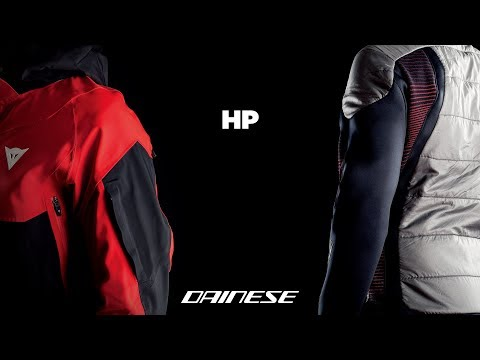 Dainese 18/19 HP Line up