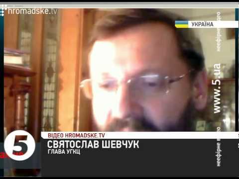 Церковь осудила российскую агрессию / #Крым
