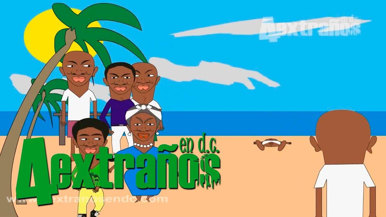 4 Extraños en D.C - Arnoldo Abandona su tierra