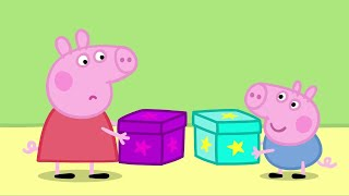 Peppa Pig português - Cartoon Kids - Português Brasil- Compilation 80 Peppa Pig