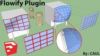 Video How To Use Flowify Plugin | Sketchup MP3, 3GP, MP4, WEBM, AVI, FLV Desember 2017