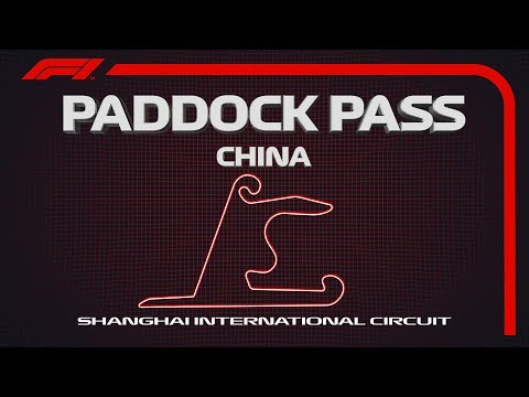 F1 Paddock Pass: Pre-Race At The 2019 Chinese Grand Prix - Thời lượng: 33 phút.