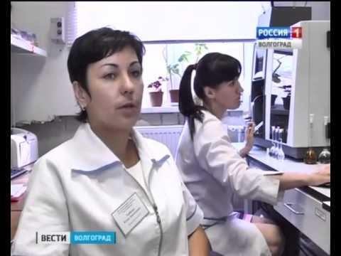 Проверка уровеня плодородия почвы в Волгоградской области.