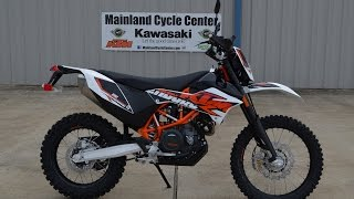 8. $10,499:  2015 KTM 690 Enduro R ABS Overview and Review