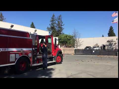 Santa Rosa fire crew heads to Camp fire in Butte County